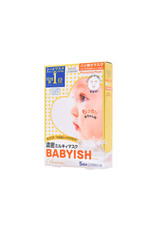 Kose Kose Clear Turn Babyish Precious Oil In Milky Mask