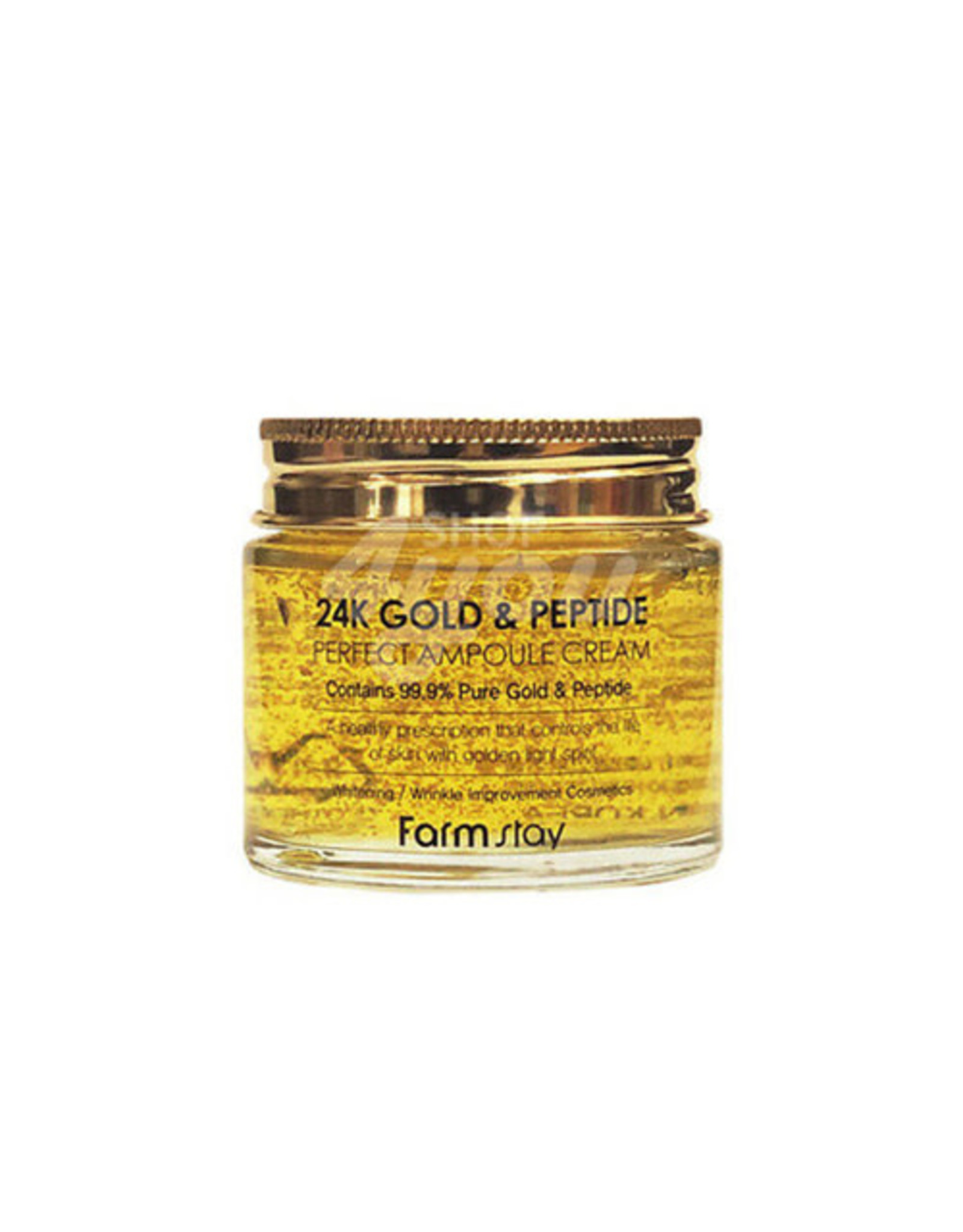 FarmStay Farmstay 24K Gold & Petide Ampoule Cream 80ml