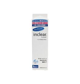 Inclear Inclear Feminine Cleansing Gel 1.7g x 3pcs