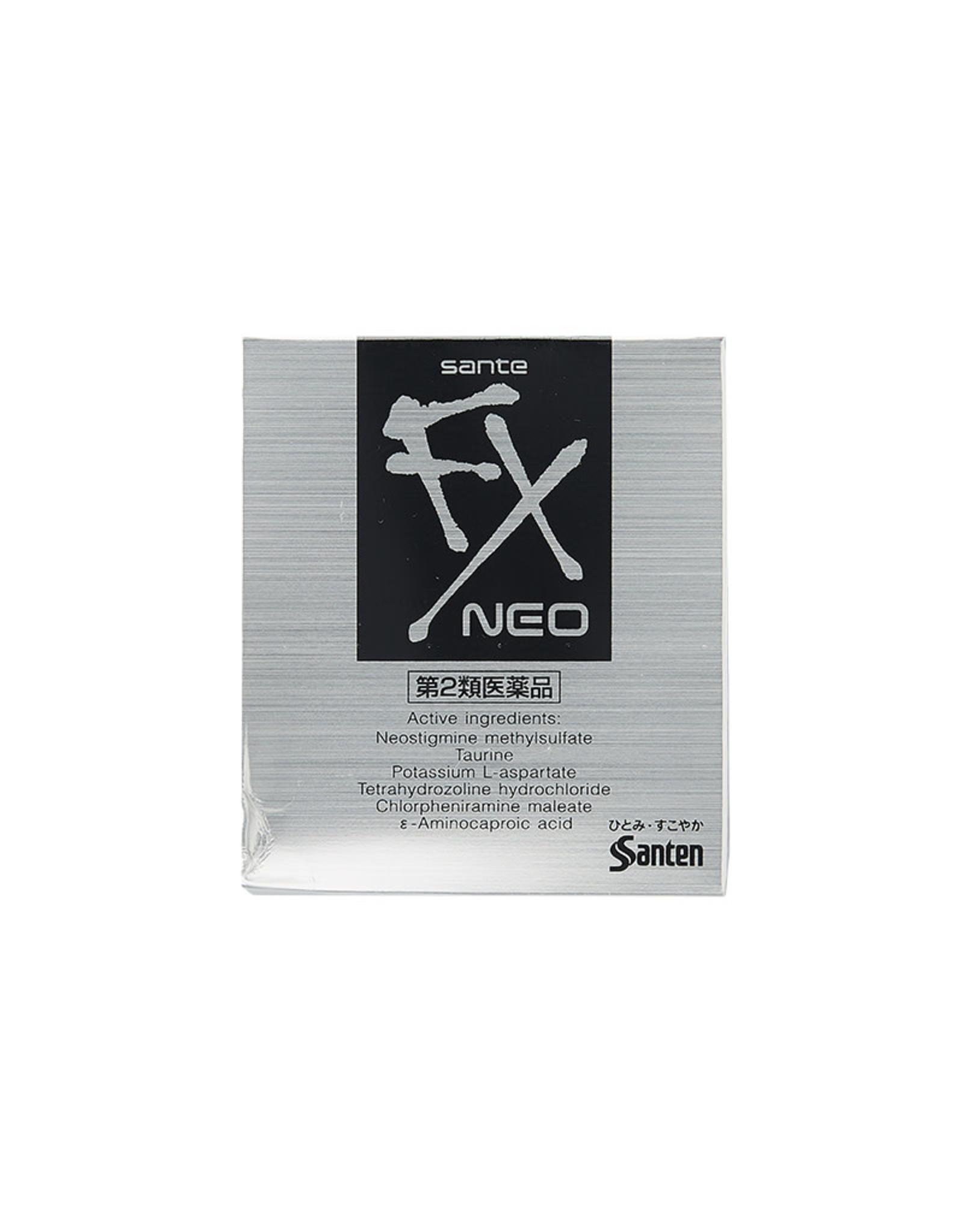Santen Santen FX Neo Eye Drops