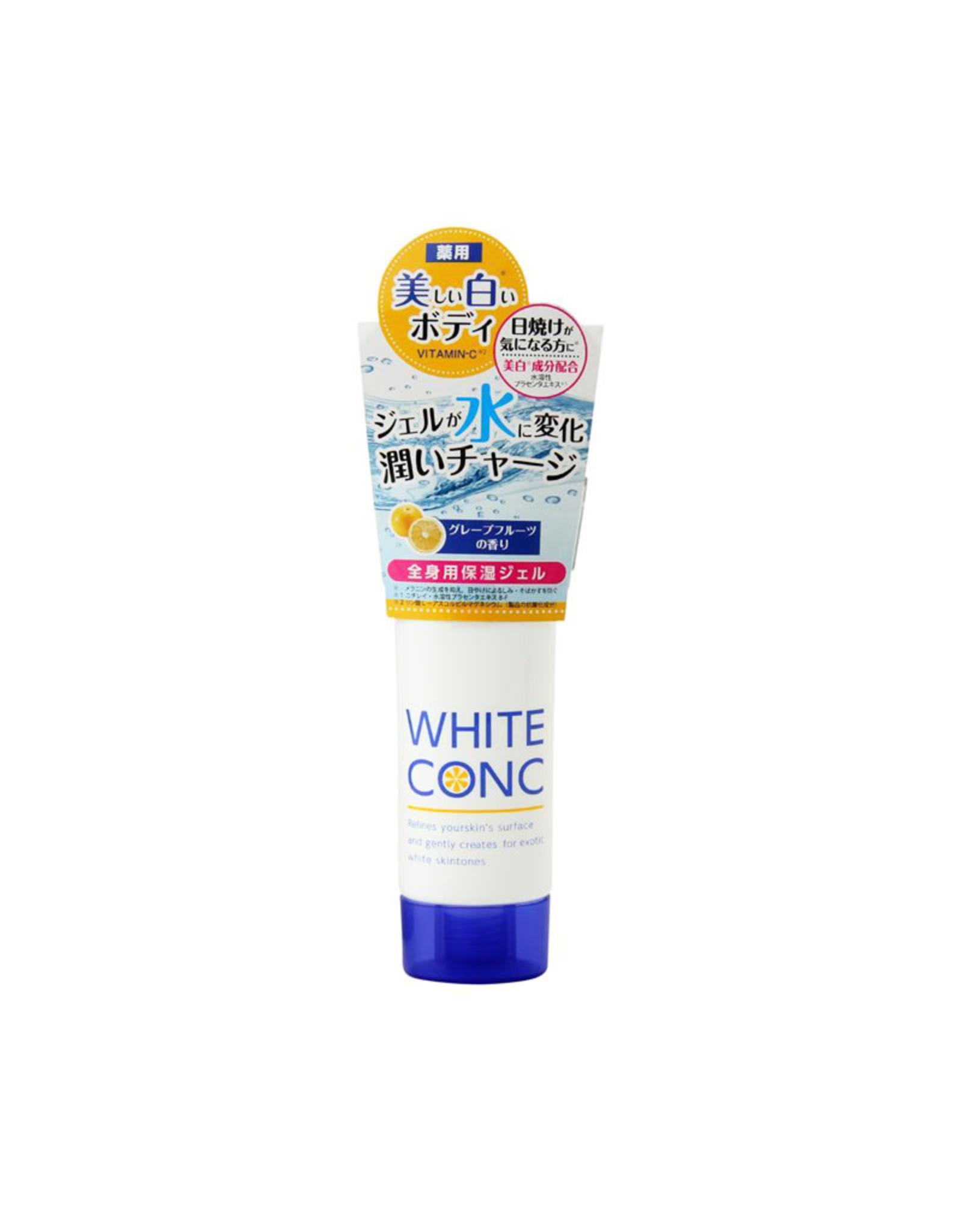 White Conc White Conc Watery Cream