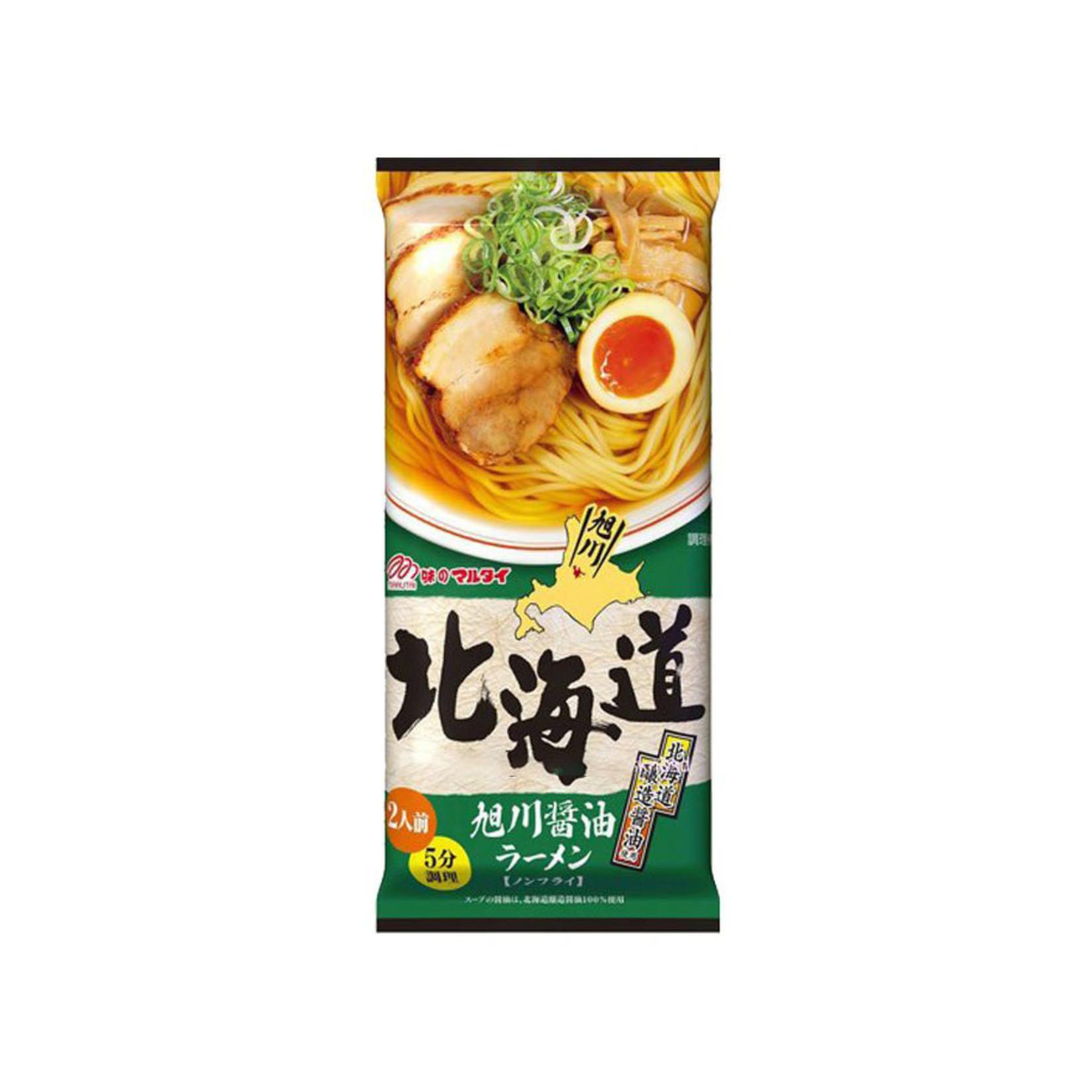 Marutai Instant Ramen Noodle 185g - Soy Sauce