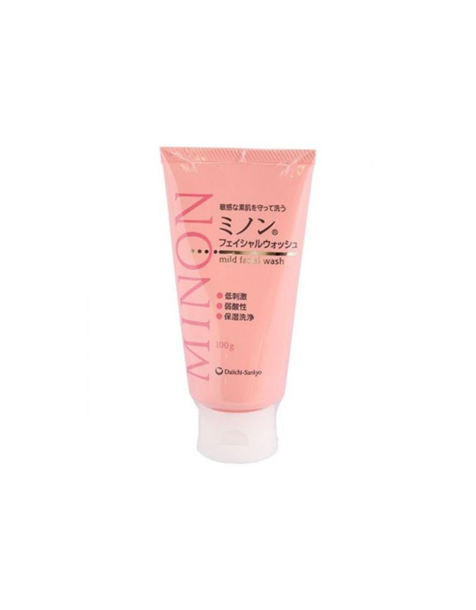 Minon Daiichi Sankyo Minon Mild Facial Wash 100g