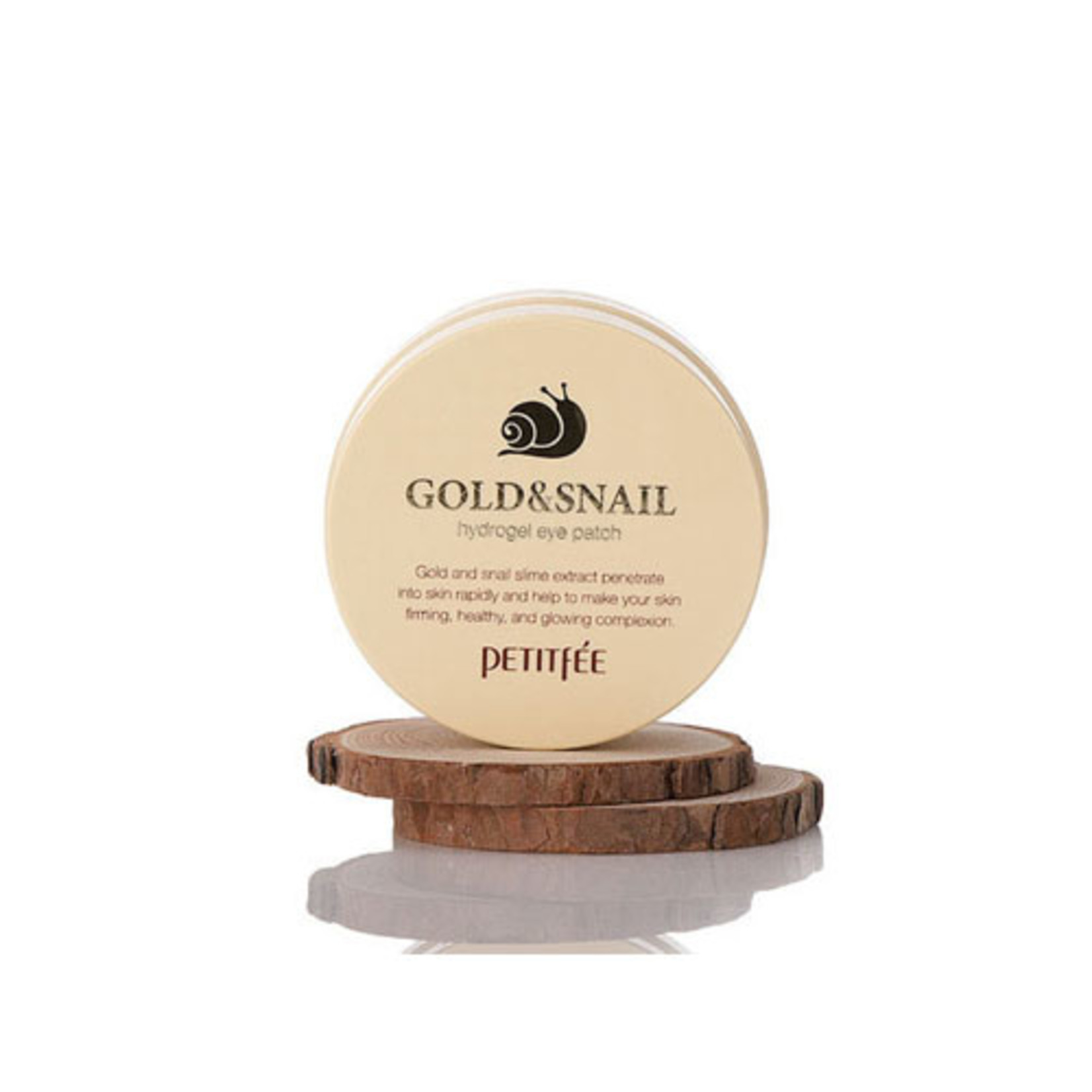 Petitfee Petitfee Gold & Snail Eye Patch