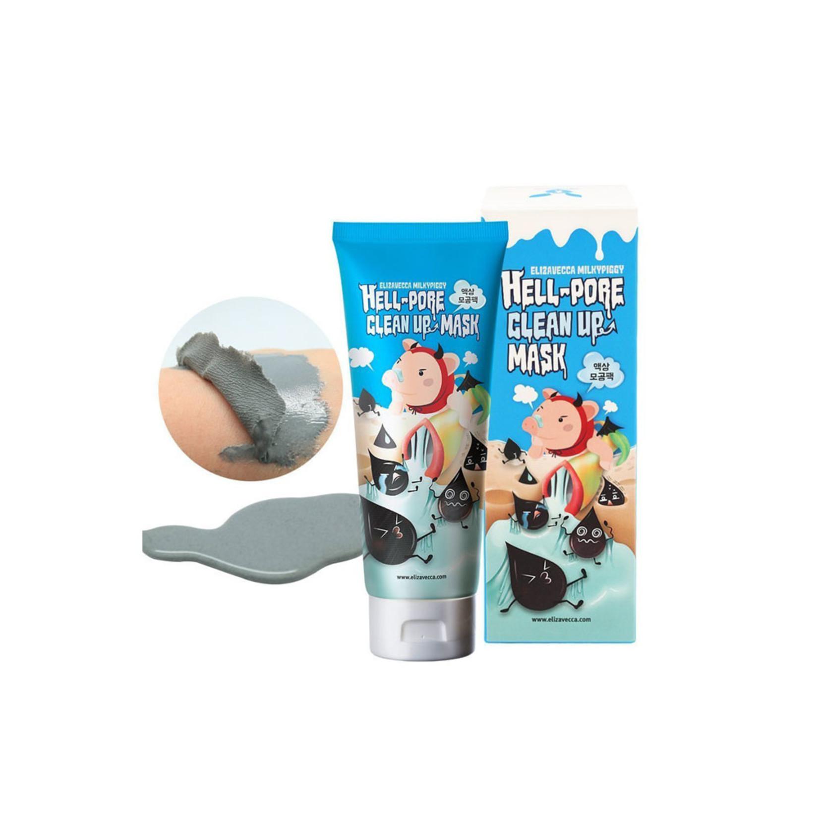 Elizavecca Elizavecca Hell Pore Clean Up Mask