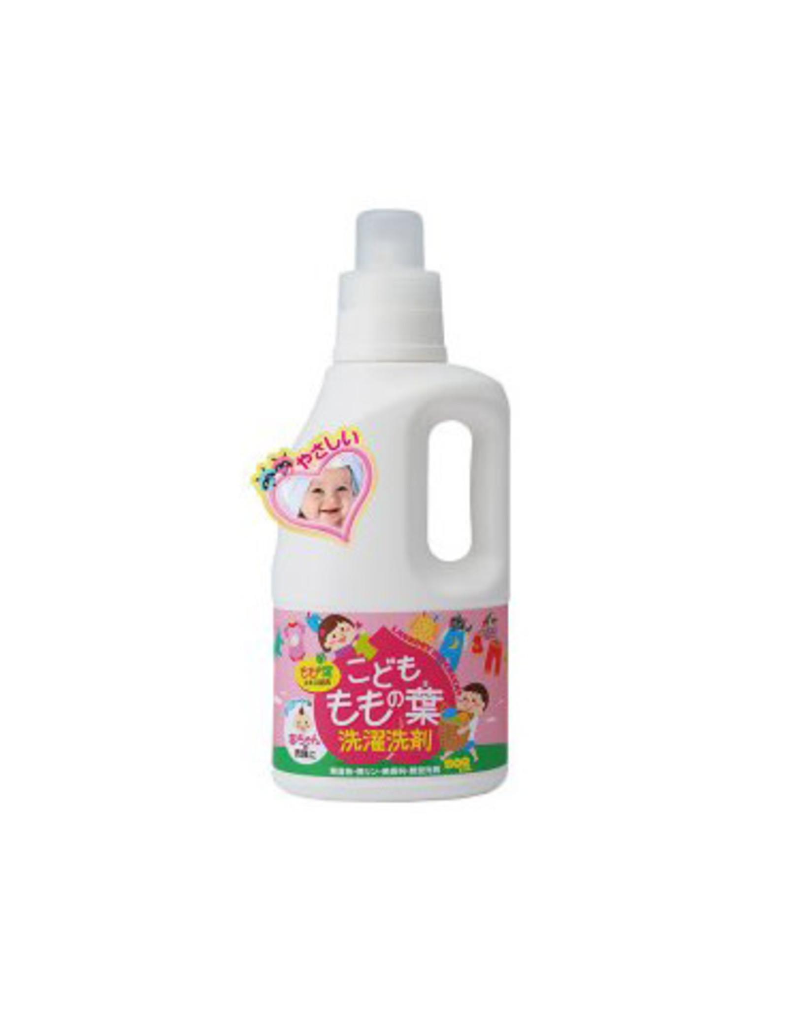 Unimat Unimat Riken Kids Peach Leaves Laundry Detergent