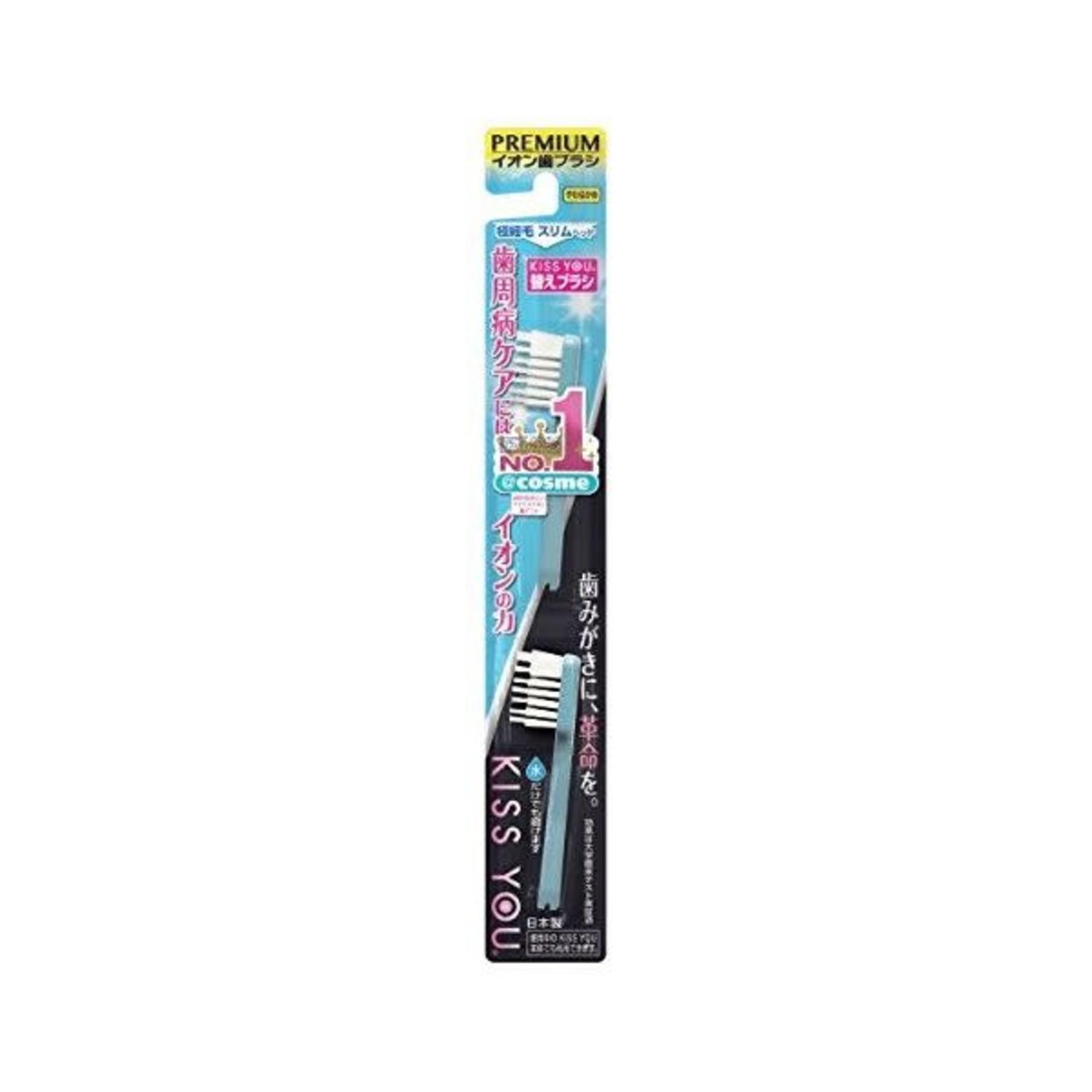 Fukuba Fukuba Dental Kiss You Toothbrush Soft H33  Refill