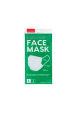 Iris Usa Earloop Face Mask 7Pcs - Green