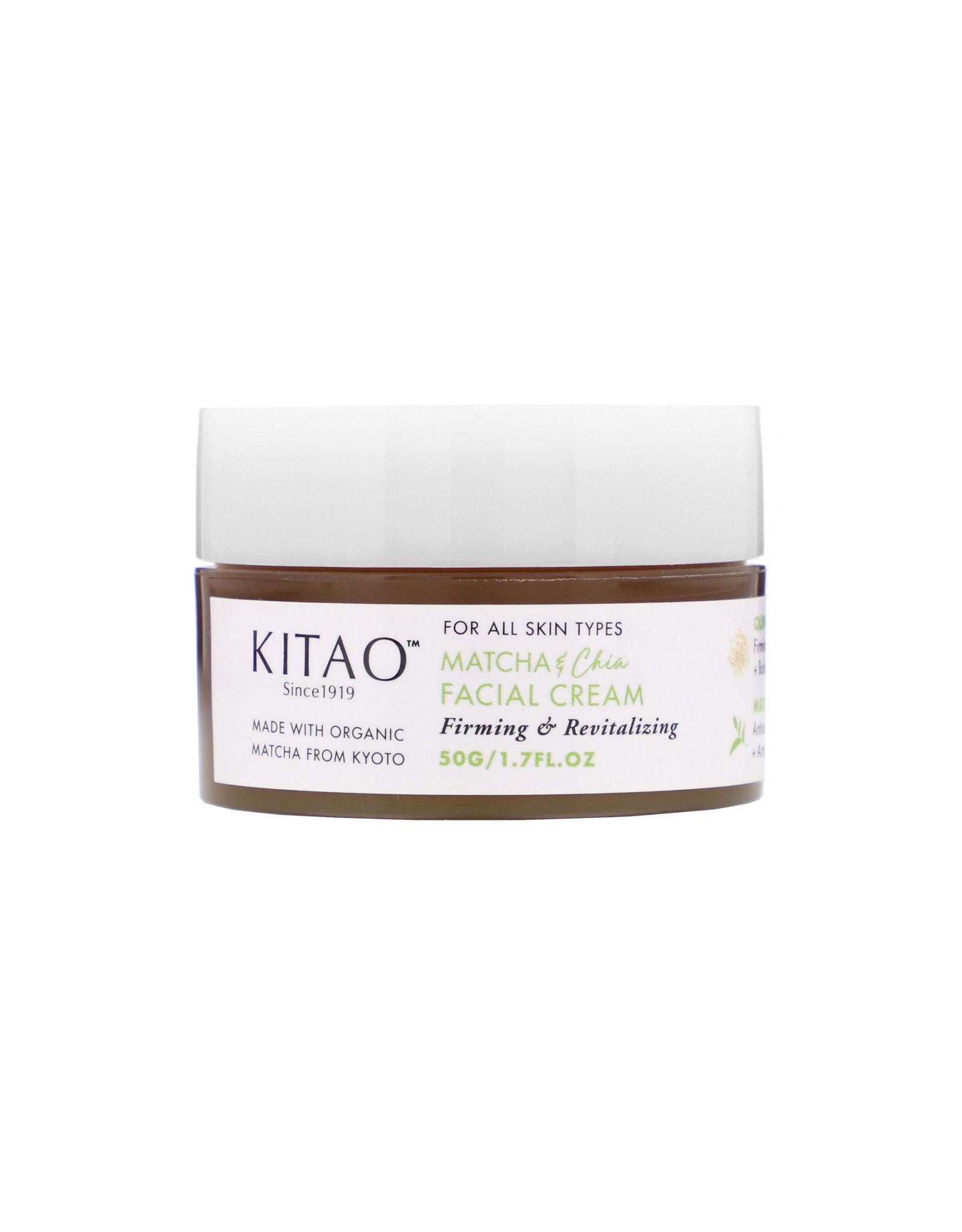 KITAO KITAO Matcha Facial Cream