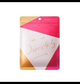 LuLuLun Lululun Over 45 Sheet Mask Camellia Pink 7Sheets - Elastic