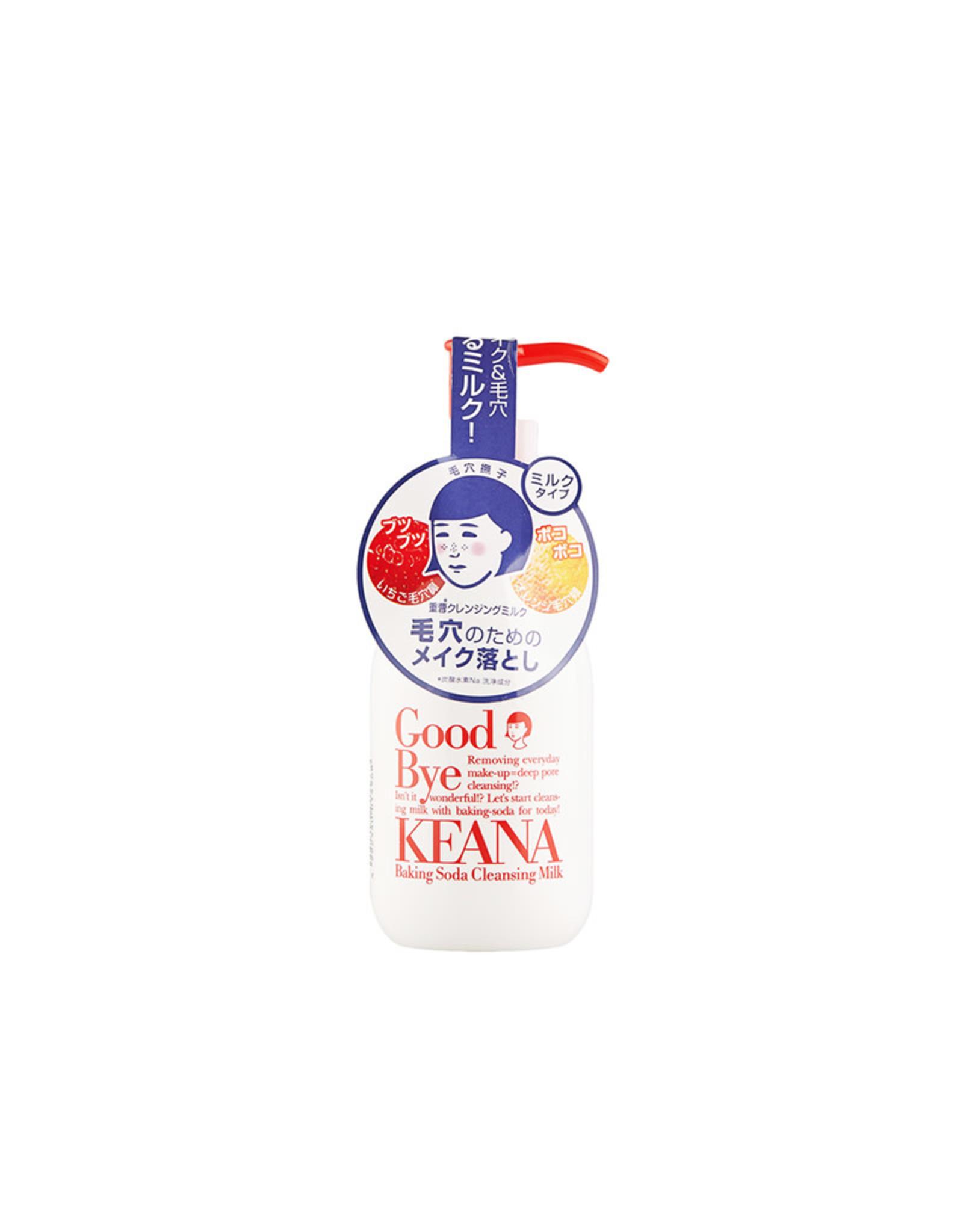 Ishizawa Lab Ishizawa Keana Nadeshiko Baking Soda Cleansing Milk 150ml