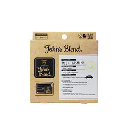 John's Blend John's Blend Clip-On Air Freshener - Musk Jasmine