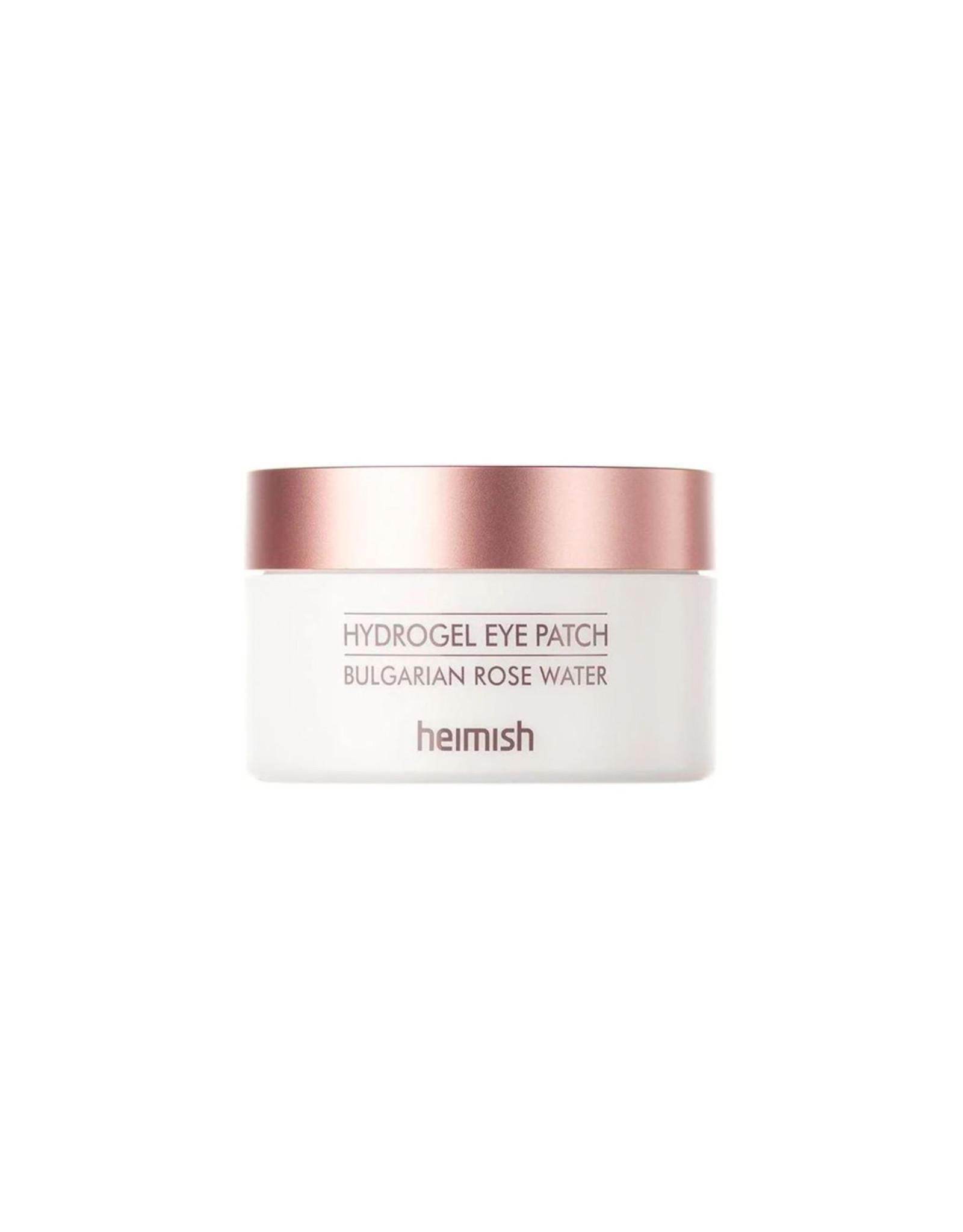 Heimish Heimish Bulgarian Rose Eye Patch 60pcs - Brightening & Anti-Wrinkle