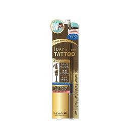 K-Palette K-Palette Lasting 3 Way Water Proof Eyebrow Pencil