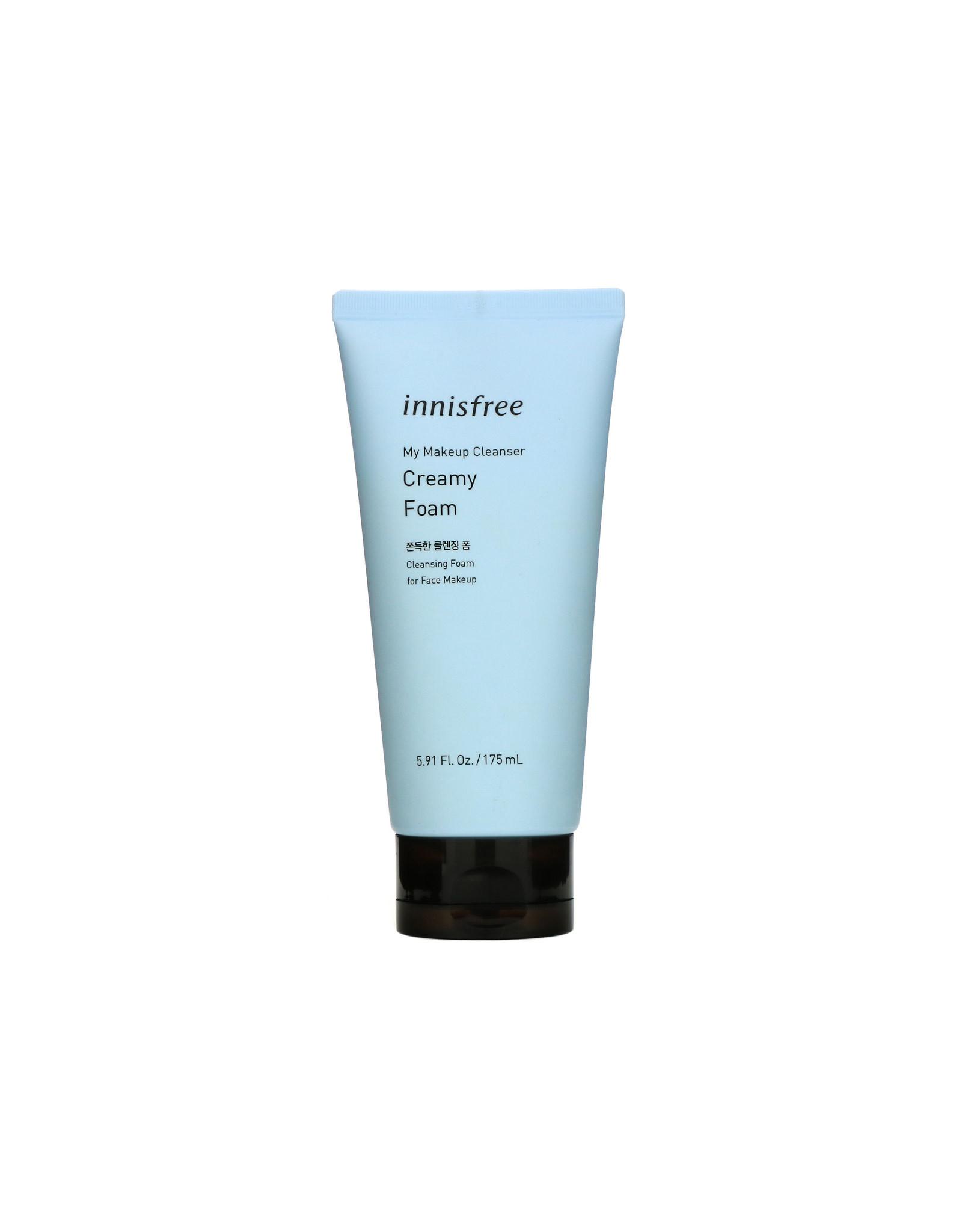 Innisfree Innisfree My Makeup Remover - Creamy Foam 175ml