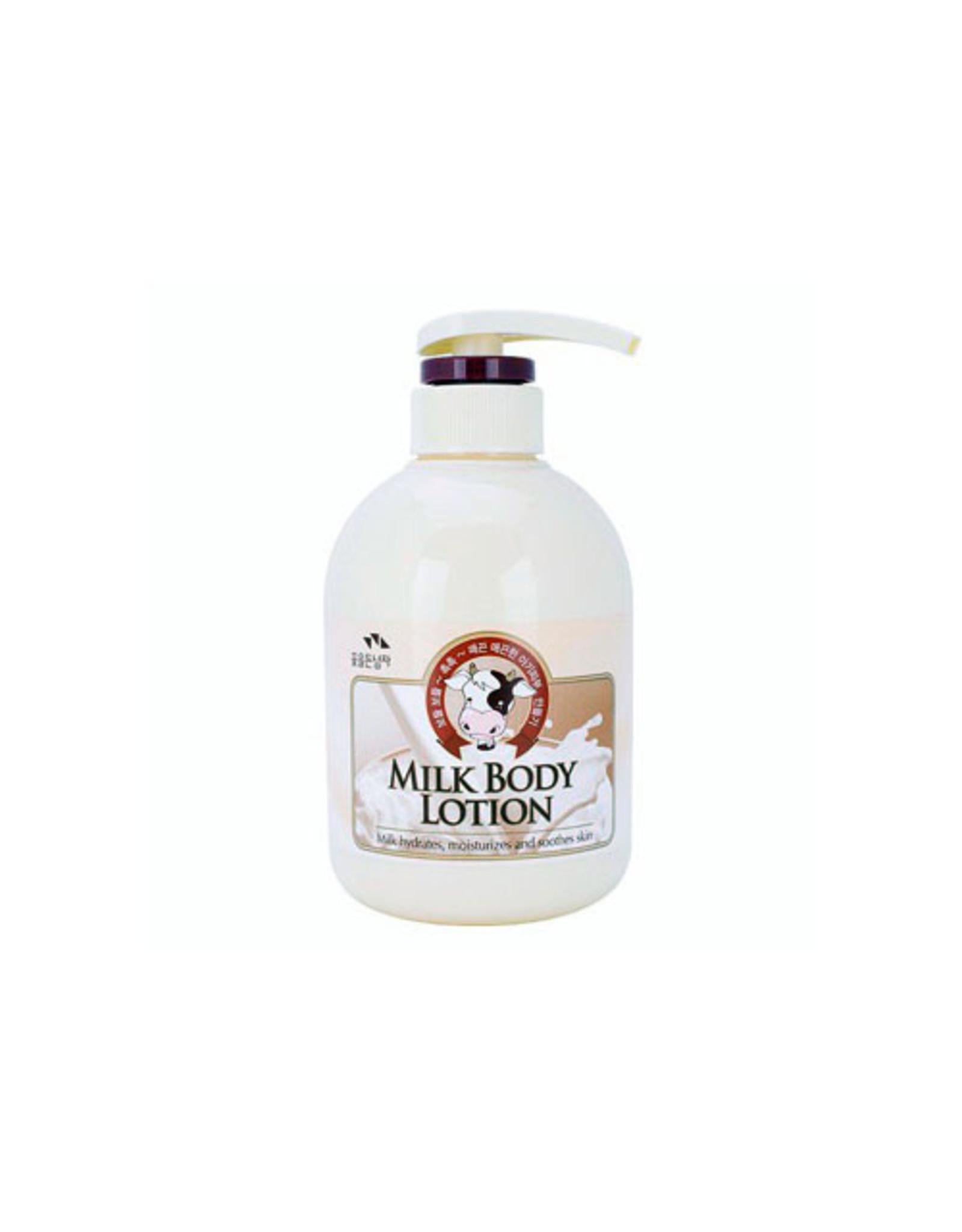 Somang Somang Milk Body Lotion 500ml