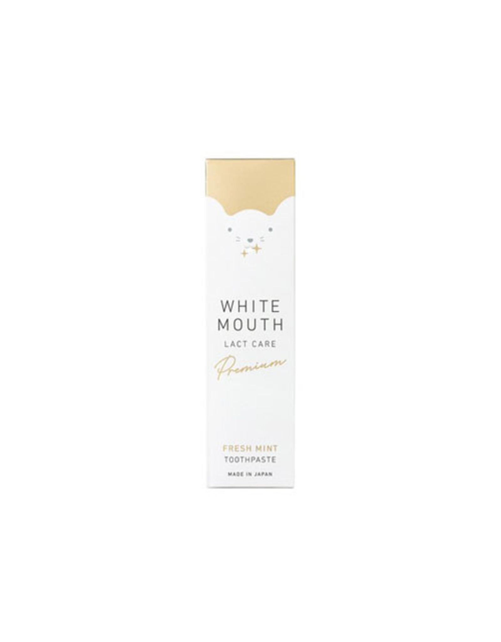 White Mouth Premium Toothpaste