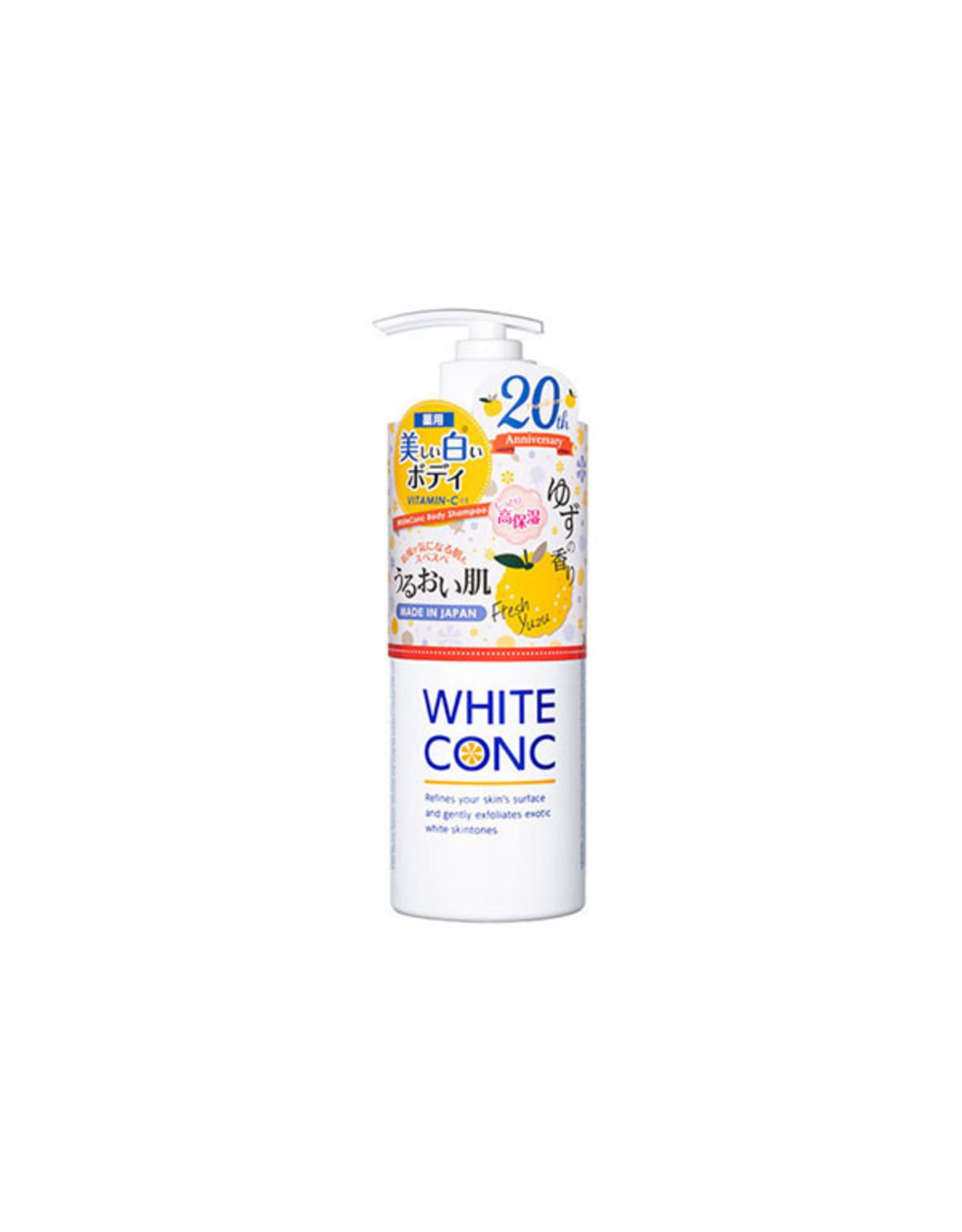 White Conc White Conc YUZU Limited Body Shampoo 600 ml