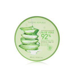 Nature Republic Nature Republic Soothing & Moisture 92% Aloe Vera Gel 300ml