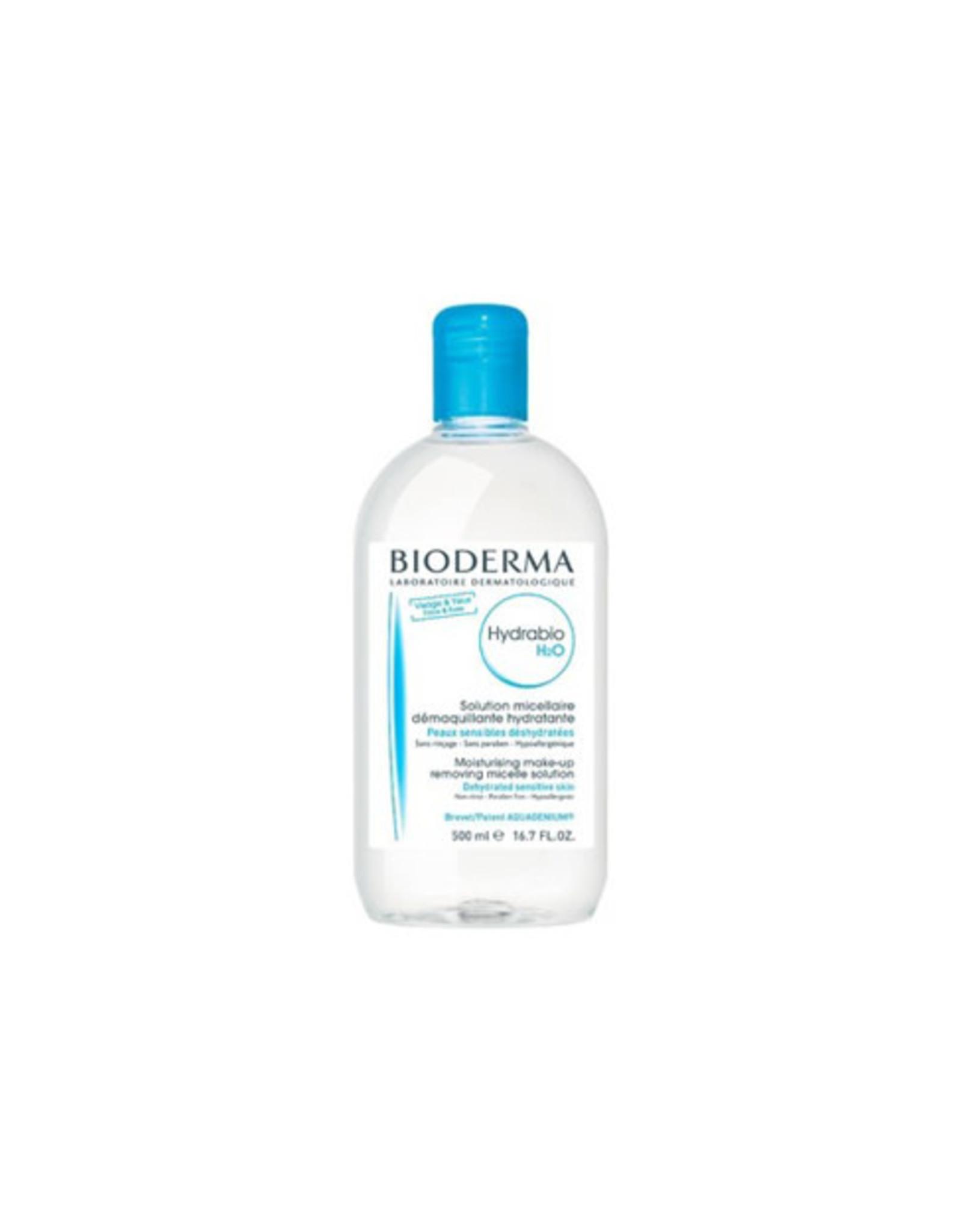 Bioderma Bioderma Hydrabio H2O Micellar Water For Dehydrated Sensitive Skin 500ml