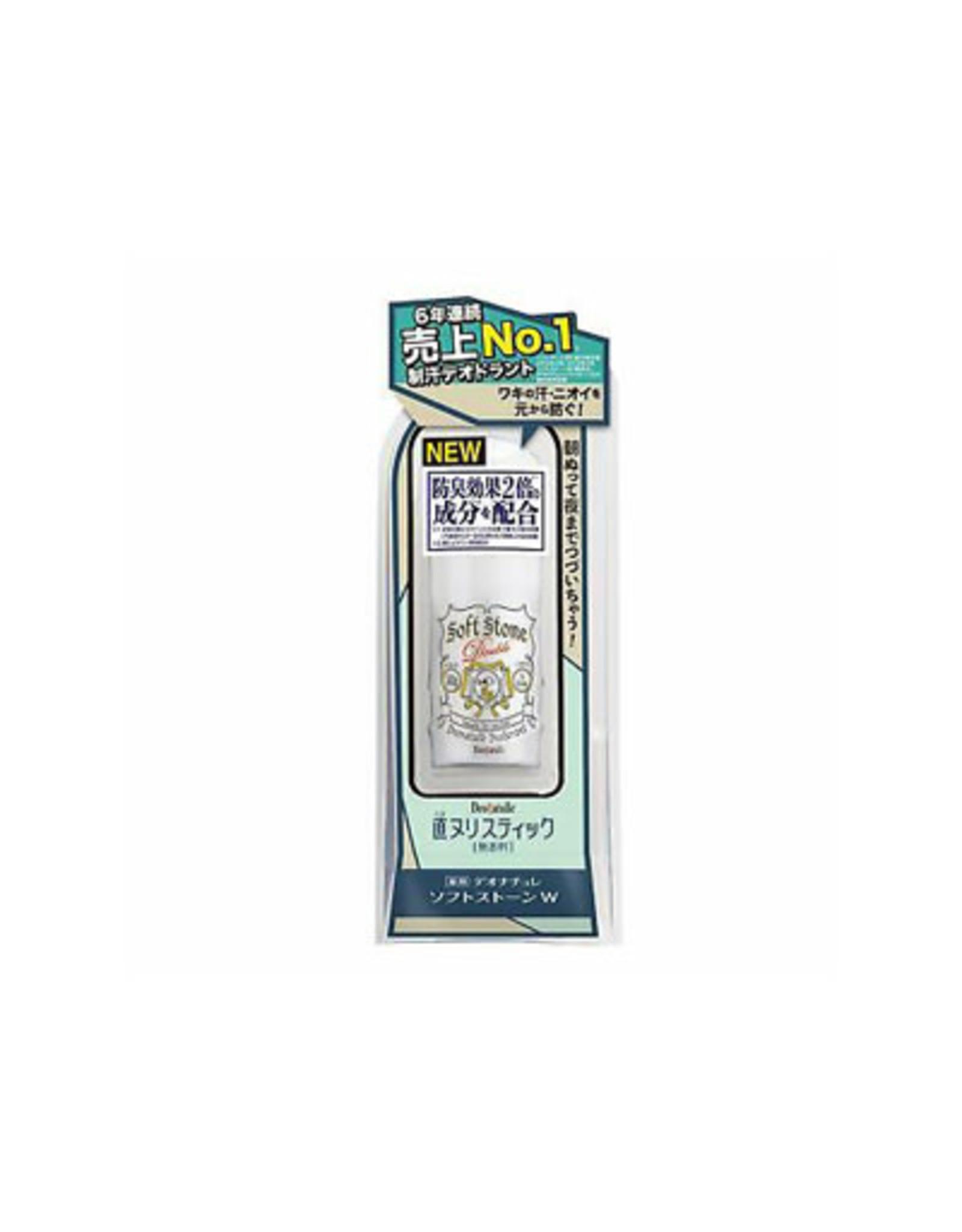 Deonatulle Soft Stone Double Deodorant No Scent 20g