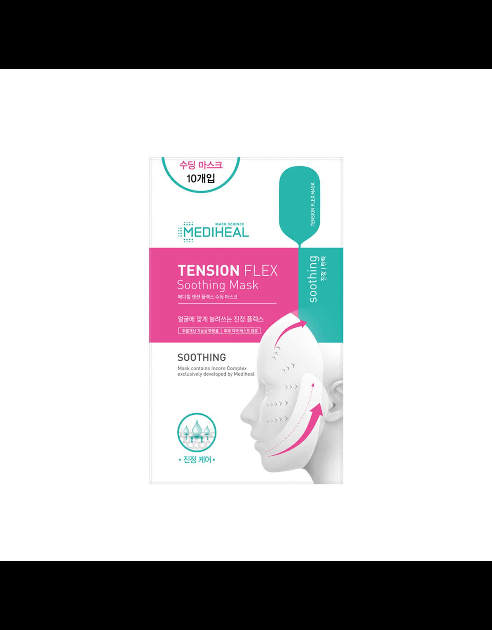 Mediheal Mediheal Tension Flex Soothing Mask Box