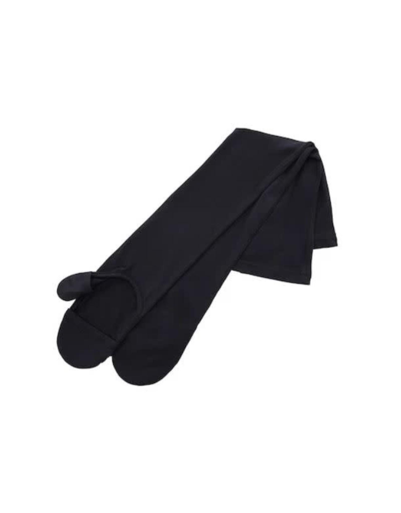 UV Cut Arm&Finger Cover - Black