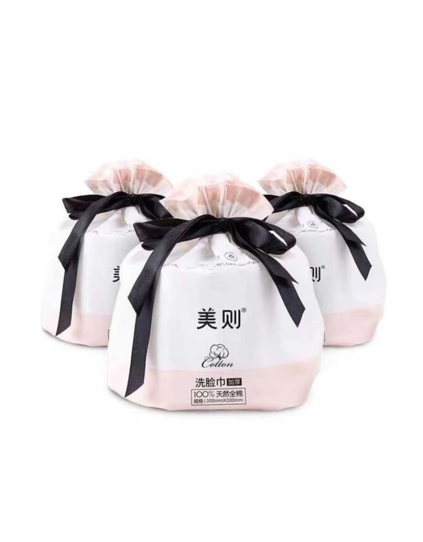Honeymate Natural Facial Towel 90pcs