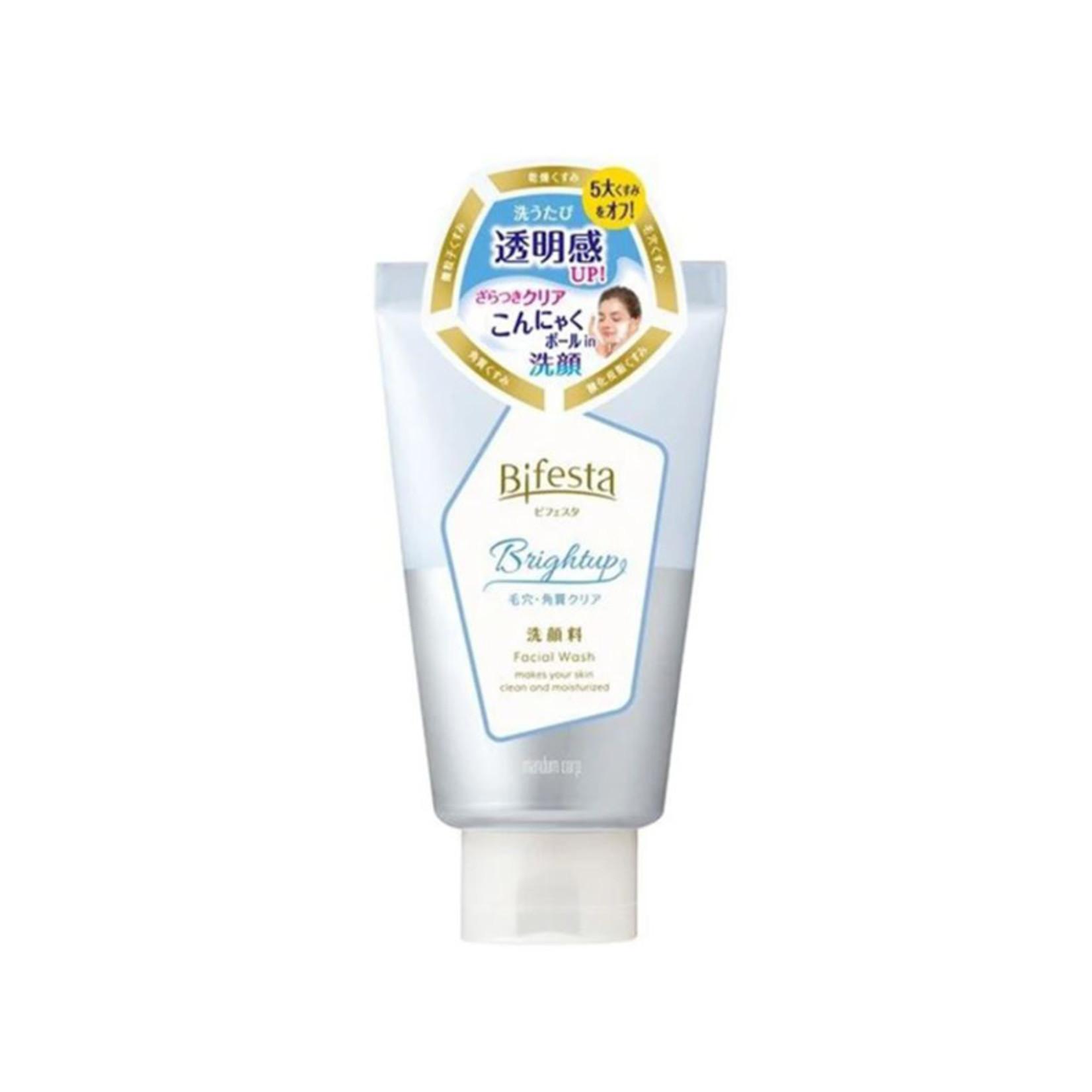 Mandom Bifesta Facial Wash Moist Brightup