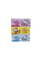 Hello Kitty Facial Tissue 3 Boxes