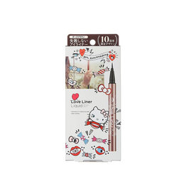 Love Liner Love Liner Liquid Eyeliner Hello Kitty Limited Edition - Dark Brown