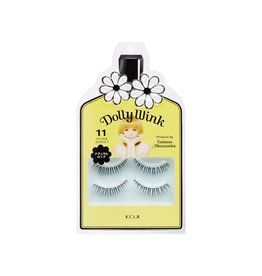 Koji Koji Dolly Wink False Eyelashes#11 Pure Sweet