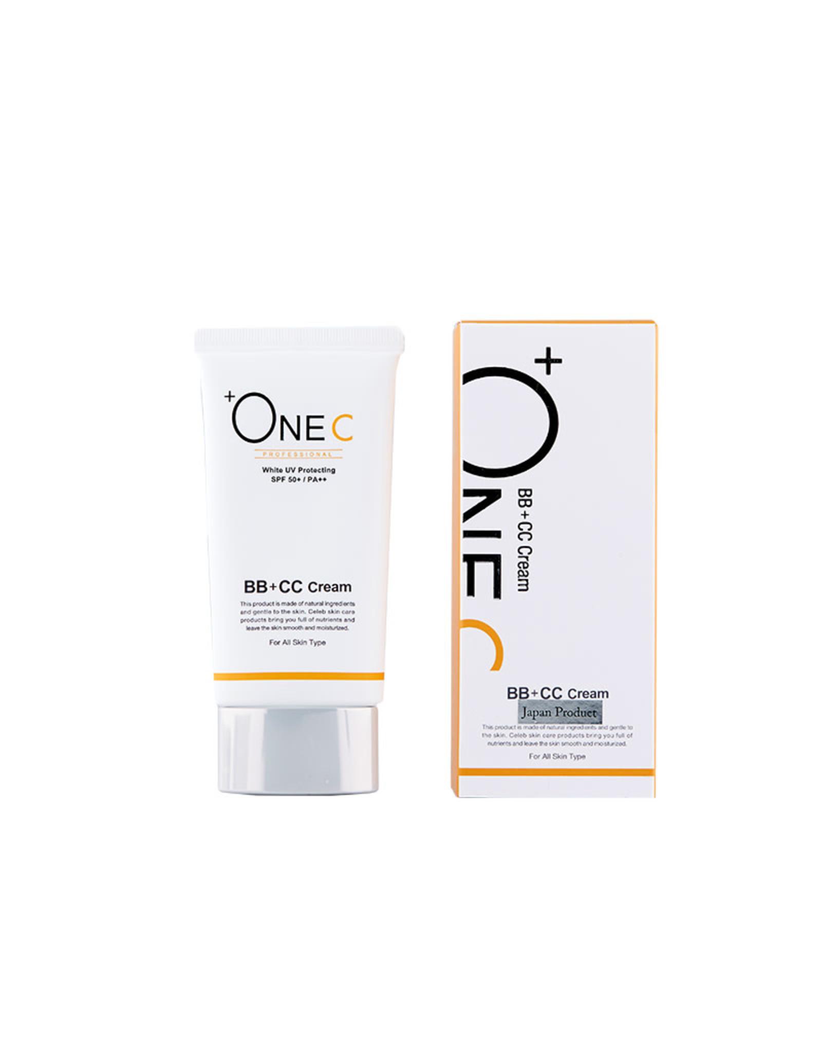 +Onec +ONEC BB+CC Cream 40g