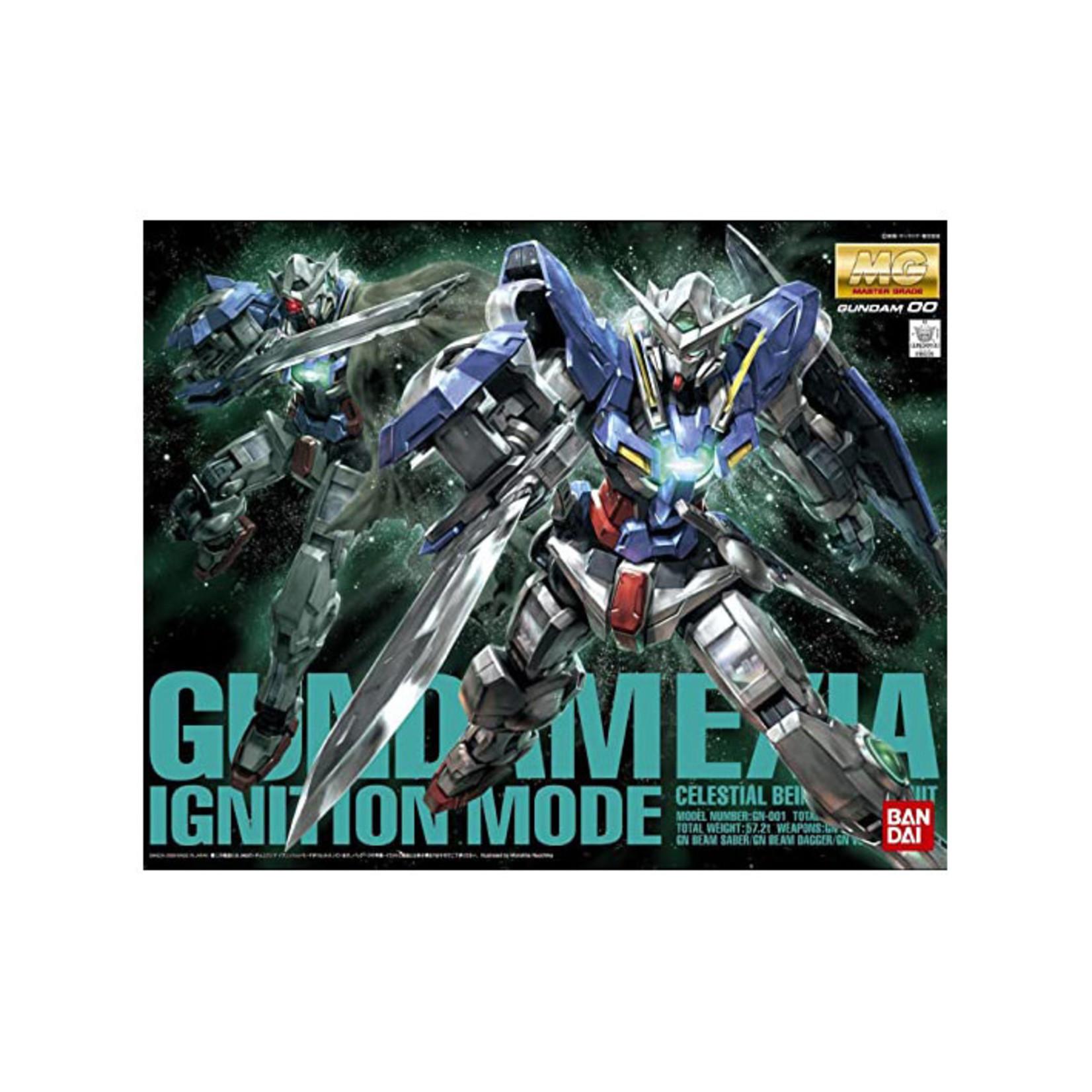 Gundam Exia Ignition Mode 00