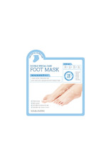 Double&Zero Double&Zero Double Special Care Foot Mask