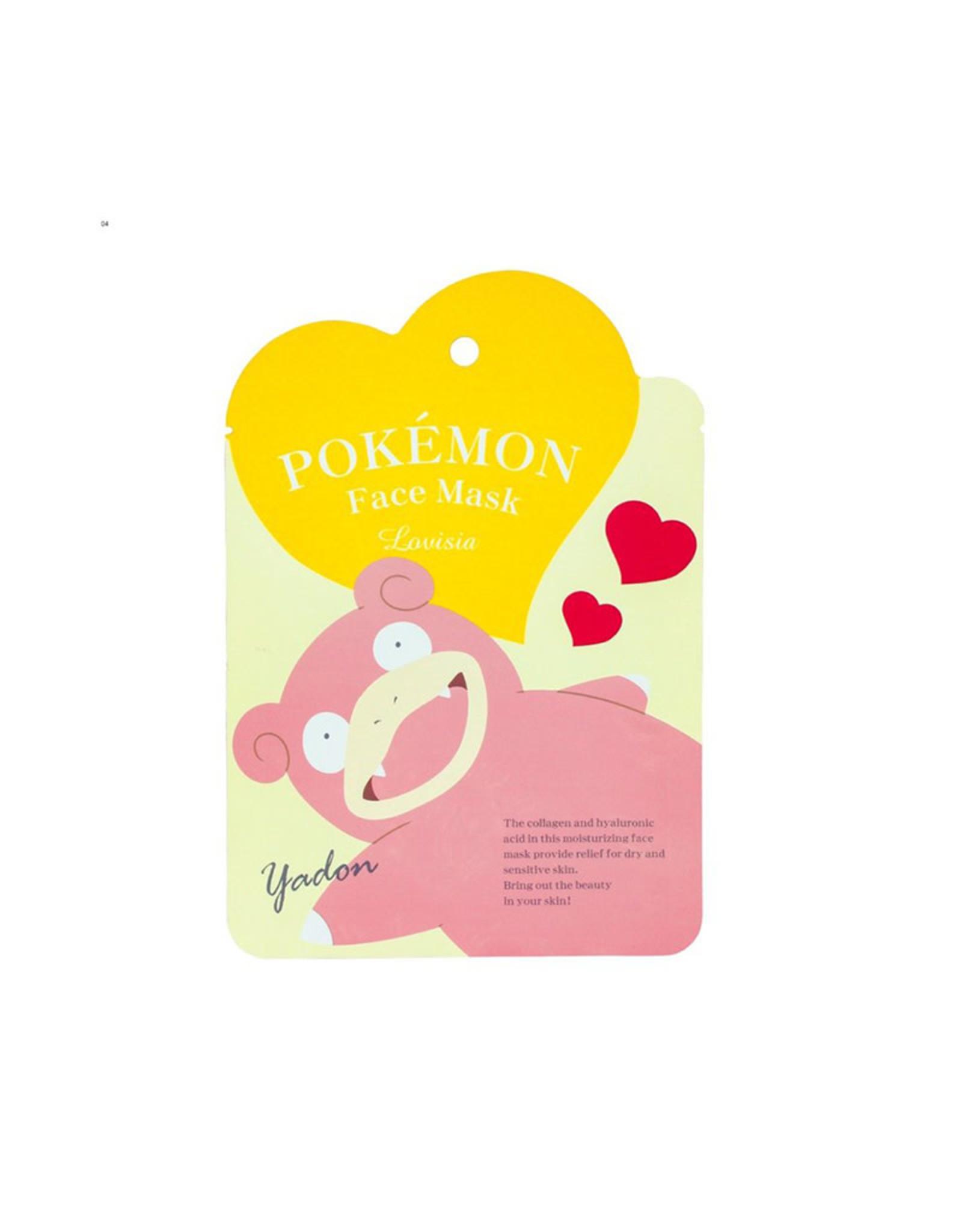 Pokemon Face Mask 1 Sheet