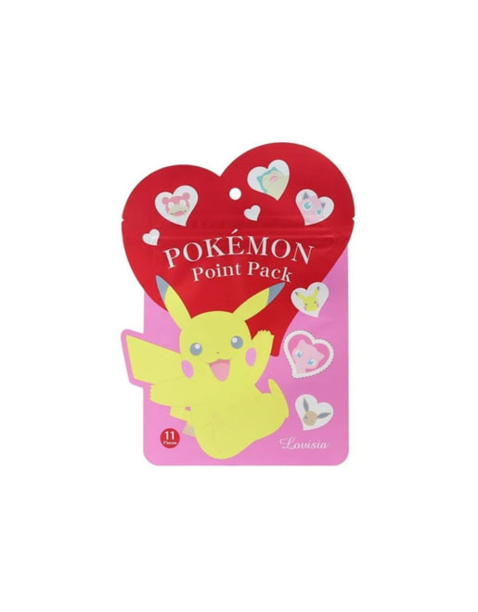 Pokemon Point Pack 11 Patches
