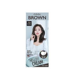 Mise En Scene Mise En Scene Hello Cream Hair Dye 5CB Cool Brown