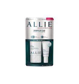 Kanebo Kanebo Allie Extra UV Gel Sunscreen SPF50+ PA++++ 90g & 15g Value Set