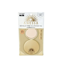 Shiseido Shiseido Anessa All-in-One Beauty Pact SPF 50 PA+++ 10g  #02 Natural