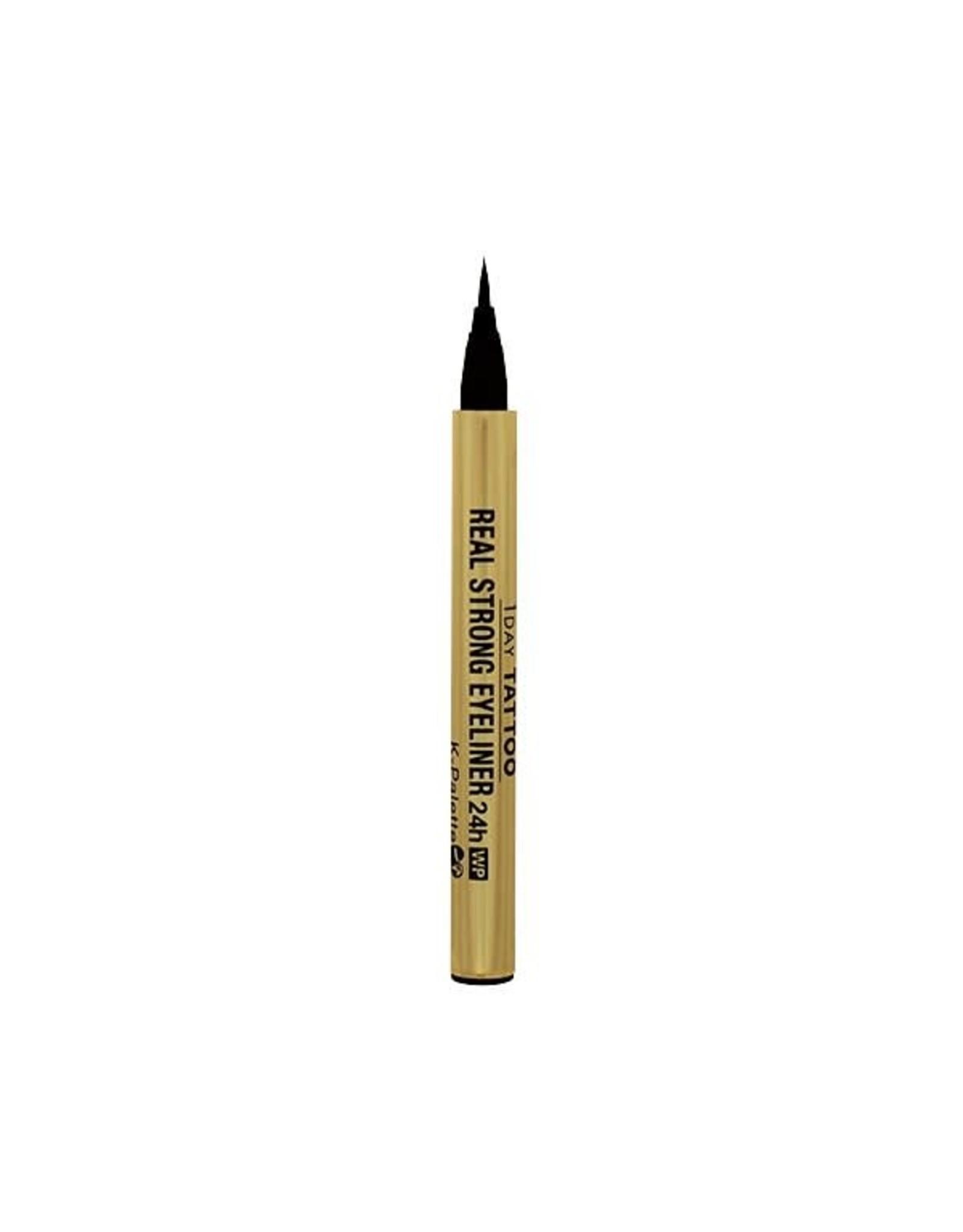 K-Palette K-Palette Real Strong Eyeliner Retro Brown