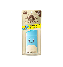Shiseido Shiseido Anessa Perfect UV Skin Care Sunscreen Milk - Pokémon Limited Squirtle 60ml