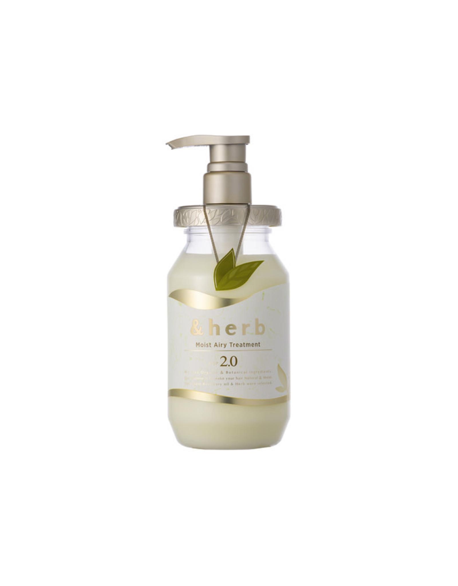 Vicrea Herb Moist Airy Treatment 2.0 480ml