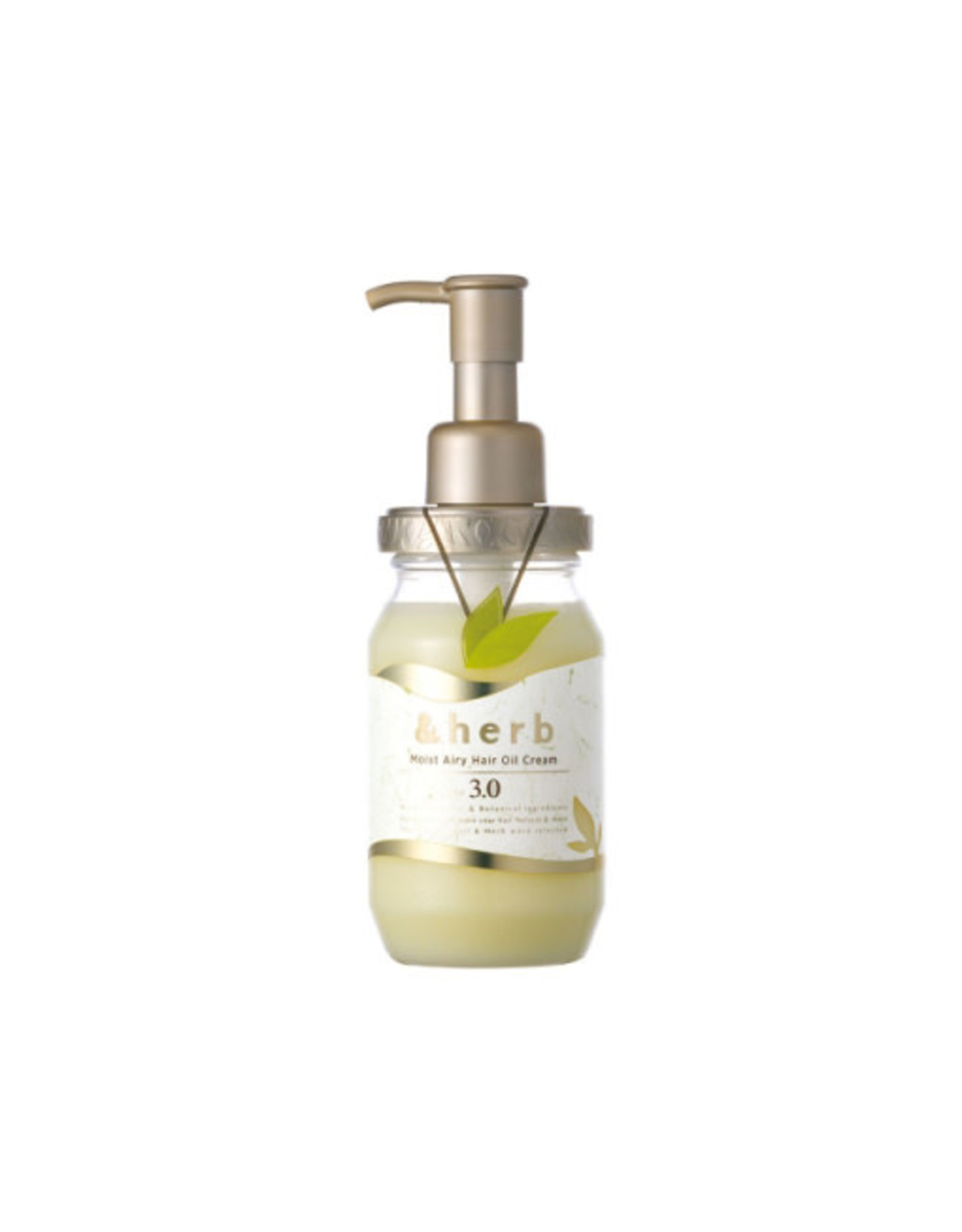 Vicrea Herb Moist Airy Oil Hair Cream 3.0 100ml