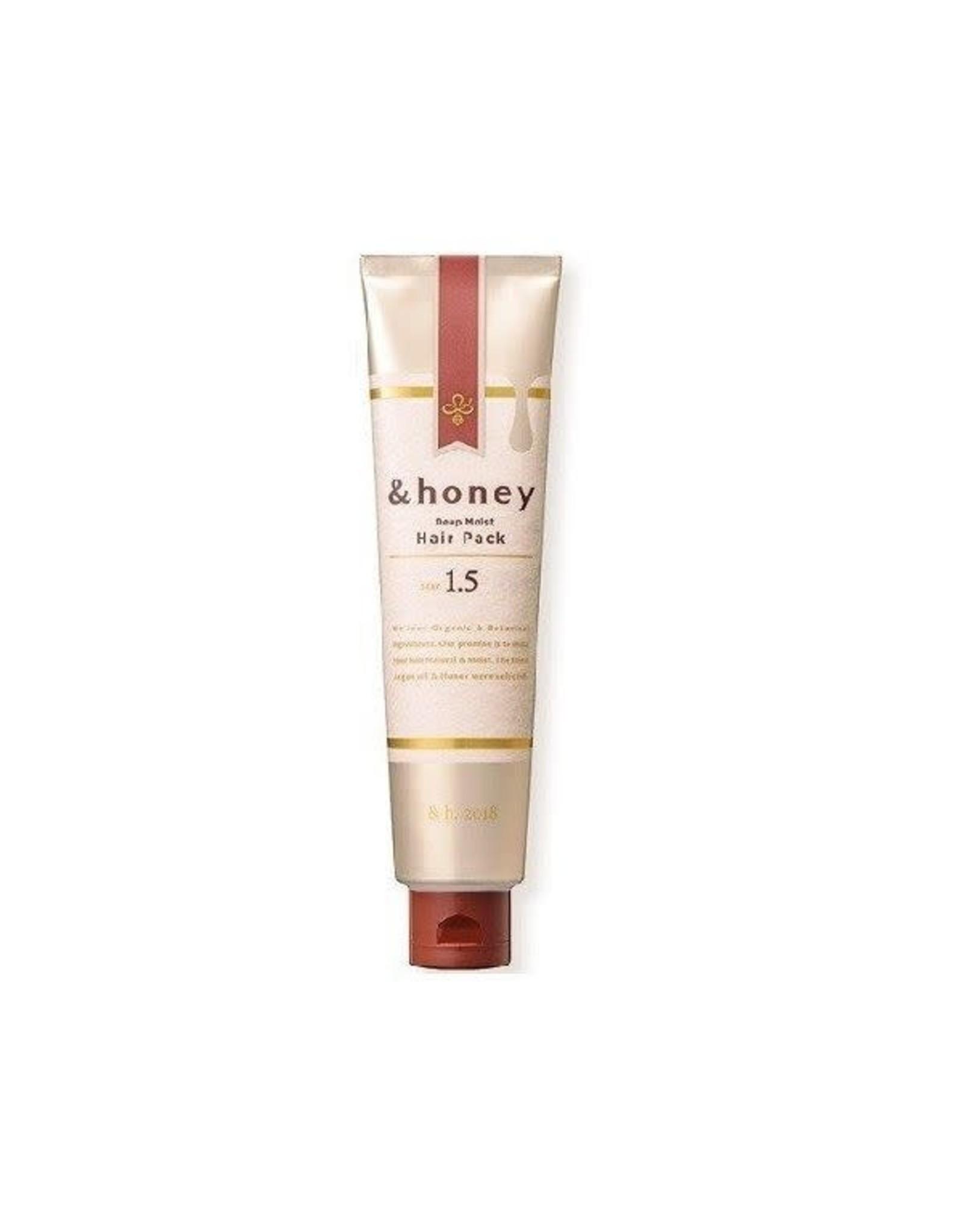 Vicrea Honey Deep Moist Hair Pack 1.5 130g