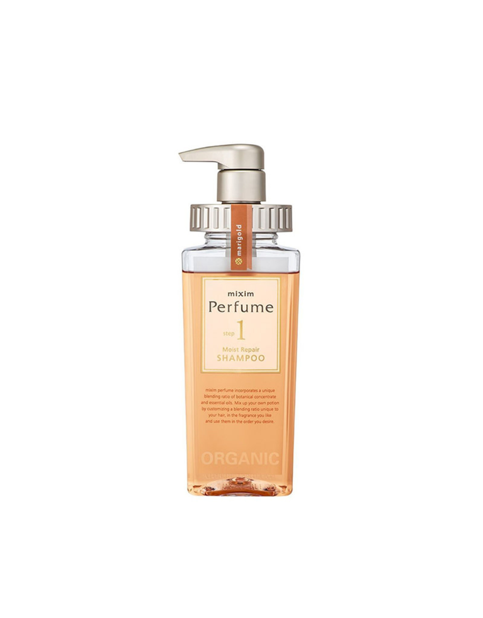 Vicrea Mixim Perfume Moist Repair Shampoo Step 1 440ml