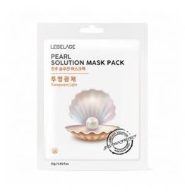Lebelage Lebelage Natural Pearl Mask