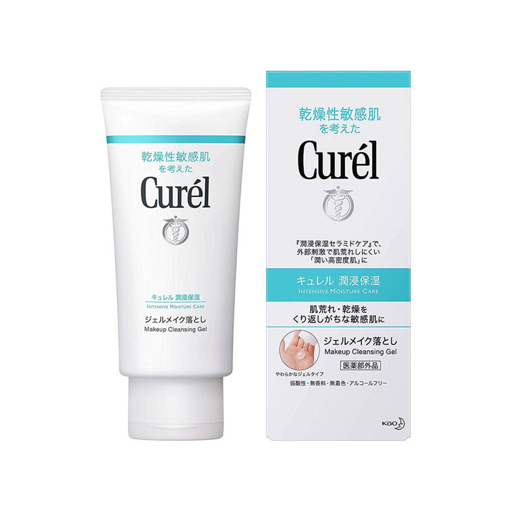 Kao Kao Curél Intensive Moisture Care Makeup Cleansing Gel