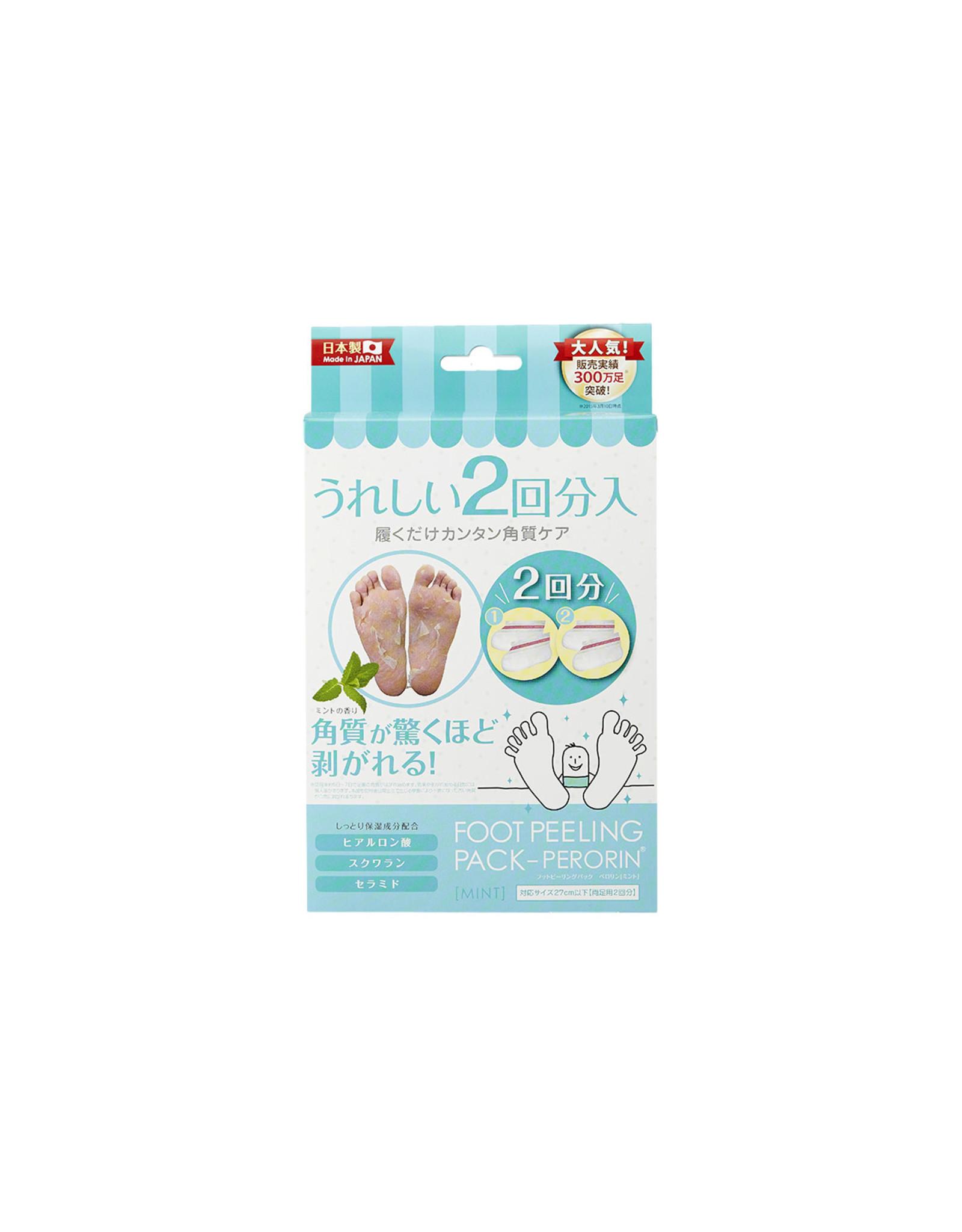 Sosu Foot Peeling Pack Perorin Mint