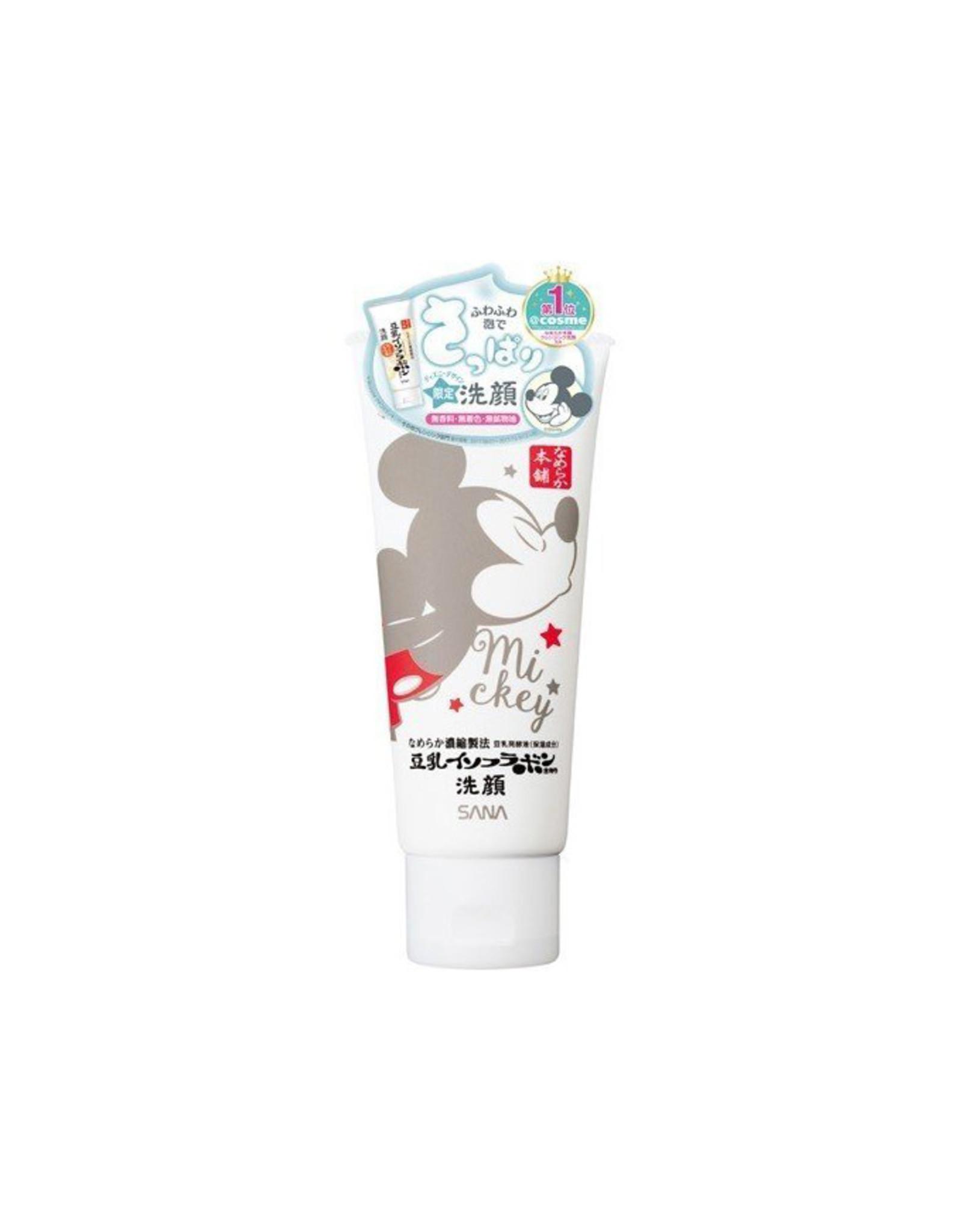 Sana SANA x Disney Soy Milk Rich Cleansing Foam 150g - Moist